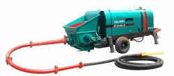 De hydraulische Diesel Natte Concrete Bespuitende Machine van de Macht met Capaciteit 12 Cbm/Hr