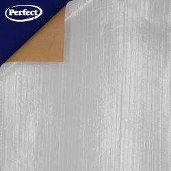 Composé de matériaux de toit en PP blanc Scrim Bacing de papier kraft