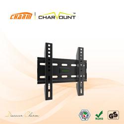 Braço Duplo Fixo economia TV Support, Suporte motorizado, controlo remoto de montagem de TV (CT-PLB-E811)