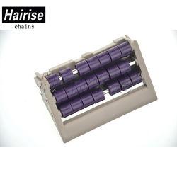 Piatto di trasferimento del rullo di plastica delle parti del trasportatore della FDA di Harzmb