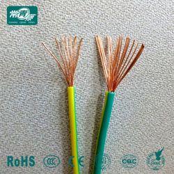 Collegare Pendant elettrico Braided Twisted colorato del cavo di alimentazione di memoria di illuminazione 2 del cavo di collegare del cotone del tessuto 2*0.75mm Edison per DIY