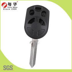 Sans carte à puce et le logo de la clé transpondeur Ford prête pour la vente de voitures de verrouiller