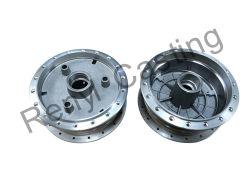 Cubo da Roda pela pressão de uma fundição de moldes de Alumínio Fundido-380