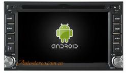 Видео для автомобилей Hyundai Автомобильный навигатор GPS Car DVD проигрыватель мультимедиа с Android 4.4.4 системы