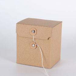 Packpapier-Kasten-Telefon-Shell-blüht Mitnehmerimbiss-Süßigkeit Tee Puer Becher-Kasten-Pappbecher-Kasten