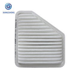 Office Air Filters 17801-Or030 17801-26020のための自動Filter Manufacturers Supply Air FilterトヨタAir Filtering