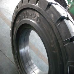 Chariot élévateur à fourche solide antistatique 11.00-20 de pneus, Pneus de chariot élévateur à usage intensif