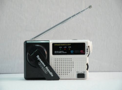 경보 LED 가벼운 재충전 전지 책임 이동할 수 있는 라디오 다이너모