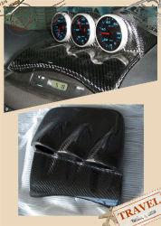 Kohlenstoff Fiber Gauge Pod für Subaru Forester 05th-07.