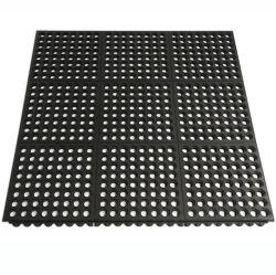 Fabrik-Berufshaushalts-nicht Beleg-Gummiküche-blockierenfußboden-Matte