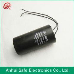 Weißes Plastic Fall Cbb60 35UF 250V Capacitor mit Wholesale Price