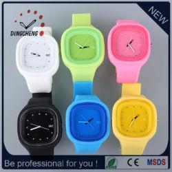 Желе часы моды смотреть силиконовые Quartz Wristwatch (DC-347)