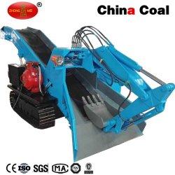 Zwy-120/55L Mucking Ladevorrichtungs-Dreck-Schaufel-Ladevorrichtung für Minentechnik