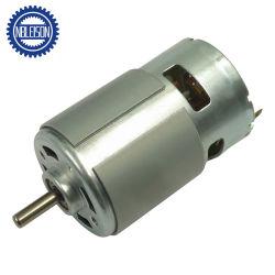 RS775 12V 24V с высоким крутящим моментом на большой скорости Мощный электродвигатель постоянного тока