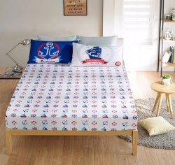 Diseño de lujo sábanas de algodón impresos