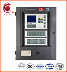 2個のループアドレス指定可能な火災報知器のコントロール・パネル(連結)
