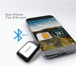 iPhone iPad iPod Touch를 위한 두 배 Card Bluetooth Communication Gadgets