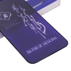6D 9D Nano Privcy UV verre trempé de verre protecteur d'écran pour iPhone Samsung Xiaomi