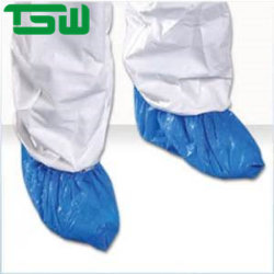 "Unisex desechables desechables Cubrezapatos protectora botines 18"" 16"""