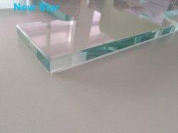 4-19mm plano/templado curvo/vidrio templado para puertas de ducha/ de la Mesa de vidrio/Piscina valla/Balcón barandas