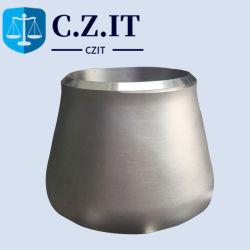 A ANSI conexões de aço inoxidável redutor com o cotovelo de soldadura