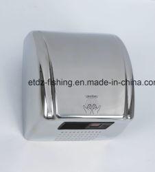 衛生製品のプラスチック、ステンレス鋼および鉄のシェル自動手のドライヤー