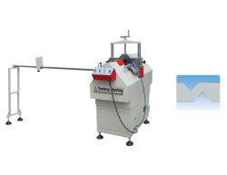 Jinan Yuefeng V sierra de corte máquina de hacer la ventana de UPVC