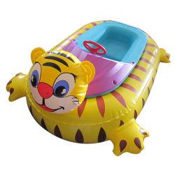 遠隔コントローラが付いている子供の膨脹可能な動物の豊富なボート