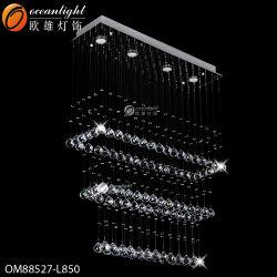 Poignée de commande LED lampe de plafond moderne avec l'hôtel, restaurant ou le ménage