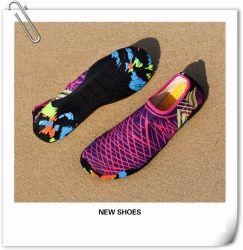 Hersteller für Neopren-Gewebe-Aqua bereift Wasser-Schuhe für Männer