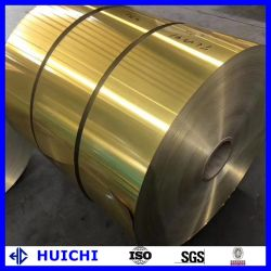 Proceso de producción, impermeabilización de cubiertas de las uñas de la bobina de aluminio
