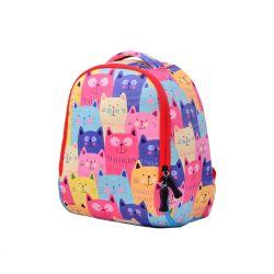 Cartoon enfants Sac à bandoulière Sac à dos sac chariot de déplacement des bagages pour les enfants