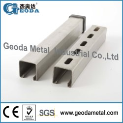 304/316のステンレス鋼U/Cの支柱チャネル