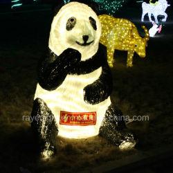 LED de luces decorativas de vacaciones parque Panda 2019 Nuevos elementos