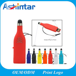 Mémoire flash USB en plastique Mini Lecteur Flash USB stylo tactile stick USB