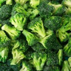 Brócolos congelados 3-5cm, 4-6cm Venda por grosso de produtos hortícolas congelados de alta qualidade provenientes da China