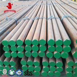 Aleación de acero rectificado Well-Distributed la dureza de las minas de la barra de Power Station