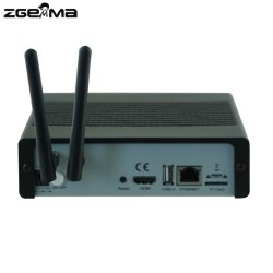 4K Zgemma IPTV UHD Case I55 Plus avec 300 Mbit/s WiFi