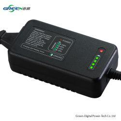 12V 2A/3.3A avec jauge de batterie chargeur de batterie pour l'outil d'alimentation batterie