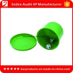 Рекламные оптовой Custom цветные пластмассовые чашки нарежьте кубиками вибрационного сита