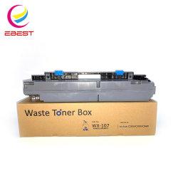 Casella compatibile dello spreco del toner di Konica Minolta Wx107 C250I 300I 7130I