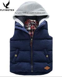 Relleno de alta calidad Abrigo Chaqueta infantil ropa para niños