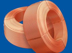 Niveau de la bobine de cuivre de la plaie (LWC le tube en cuivre et le tuyau) pour l'ACR