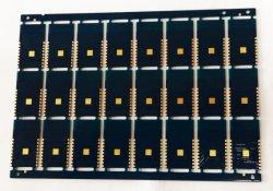 La moitié de la PTH trous PCB multicouche