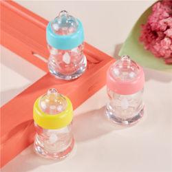Ins Hot populaire pour brillant à lèvres de lait liquide bouteille récipient pour le rouge à lèvres Mini Lipgloss