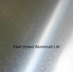 Feuille en aluminium gaufré pour réfrigérateur panneau Innner