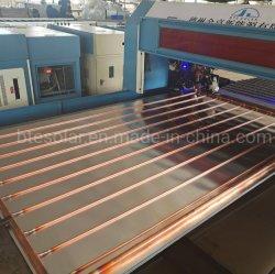 Selectivo de alta absorción de energía solar para recubrimiento de película negra colector solar