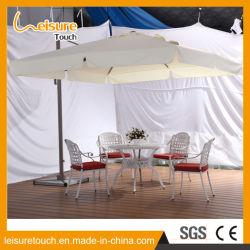 De openlucht Paraplu van de Zon van het Aluminium van de Parasol van de Polyester