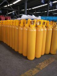 10L ISO9809 CE высокого качества бесшовных стальных портативный углекислый газ CO2 цилиндра