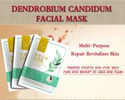 Maschera facciale per la maschera facciale con foglio facciale idratante OEM